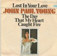 John Paul Young - Lost In Your Love / The Day That My Heart... (Vinyl-Single)