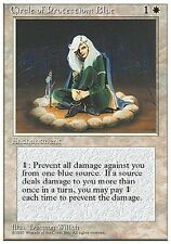 Circle of Protection: Blue MTG MAGIC 4E Alternate 4th Edition Eng/Ita