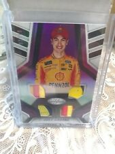 2018 Panini Certified Complete Materials Quad Relic Purple Joey Logano #2/10
