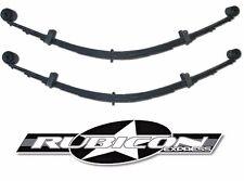 "Rubicon Express HD Extreme Duty Rear Leaf Springs w/ Bushings 5.5"" 84-01 Jeep XJ"