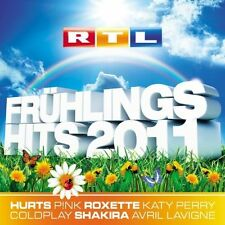 RTL Frühlings Hits 2011 P!nk, Hurts, Bruno Mars, Coldplay, Avril Lavign.. [2 CD]