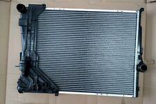 Radiator BMW E46 318i 318ci 320i 323i 325i 325ti 330i 98-05 Z4 E85-E86 + Plate