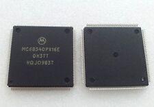 Integrated Processor Unit, Motorola MC68340PV16E 32-Bit CPU32
