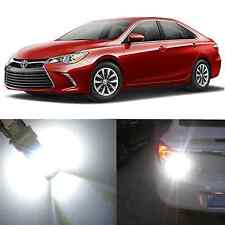 Alla Lighting Brake Turn Signal Light White LED Bulbs for 1998~08 Toyota Corolla