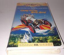 Chitty Chitty Bang Bang Movie VHS VCR Tapes Classic Childrens Movies