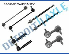 Brand New 8pc Complete Front + Rear Suspension Kit for 2004-2009 Nissan Quest