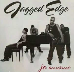 Jagged Edge-J E Heartbreak CD.1999 Columbia 4951822.Let's Get Married/Promise+