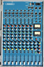 THE LOCATION MIXER-HIEND ANALOG CUSTOM MADE SOUND MIXER BATTERY PORTABLE CONSOLE