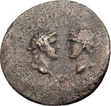 Laodicea ad Lycum & Smyrna Demos PHRYGIA Claudius Time Ancient Roman Coin i63431
