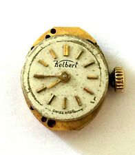 VINTAGE KELBERT L.U. CHOPARD & CIE SWISS WOMEN'S WATCH MOVEMENT 17 JEWELS