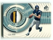 2001 SP Authentic Drew Brees Future Watch Patch RC 158/800 NM+ 🔥