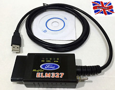 Forscan ELM327 USB modified for Ford ELMconfig latest chip HS-CAN / MS-CAN OBD2