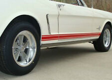 Ford Mustang GT Stripes RED Coupe Fastback Convertible 1964 1965 1966 65 66 289