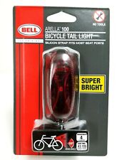 Bell Bicycle Tail Light Arella 100 Super Bright No Tools Needed