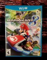 Mario Kart 8 - Nintendo Wii U - World Edition - Region Free - Brand NEW - Sealed