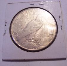1922 P PEACE SILVER DOLLAR COIN