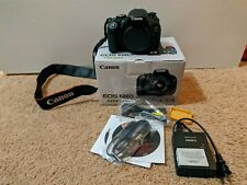 Canon EOS Rebel T3i / 600D18 MP Digital SLR Camera - Black (Body only)