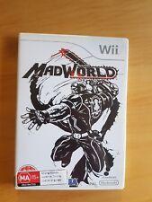 Madworld Wii Game