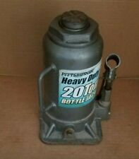 Pittsburgh Automotive 20 Ton Hydraulic Heavy Duty Bottle Jack