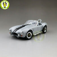 1/18 1964 Ford Shelby COBRA 427 S/C Road Signature Diecast Model Car Toys
