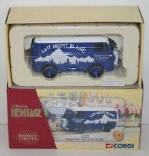 Corgi Heritage Collection EX70628 - 1/43 Scale Peugeot D3A Lait Mont Blanc