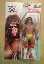 WWE Mattel Basic Series 98 Ultimate Warrior Wrestling Figure