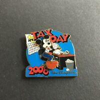 WDW - Tax Day 2008 - Mickey Mouse LE 2000 Disney Pin 61200