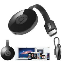 For Google Chromecast Wi-Fi Media Digital Video TV Streamer HD HDMI 1080P Black