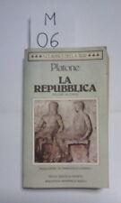 La Repubblica.  Platone volume secondo