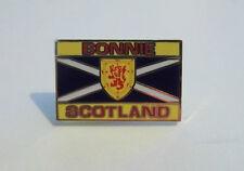 SCOTLAND BADGE BONNIE SCOTLAND
