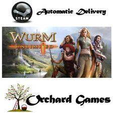 WURM Unlimited: PC Linux: vapeur Digital: Auto Livraison