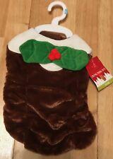 Dog - Christmas - Christmas Pudding Outfit - Small - Brand New
