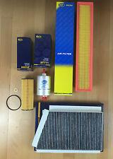 Set Filtros 4x Filtro SCT GERMANY W203 S203 CL203 C200 Compresor 1198ccm
