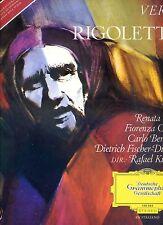 RAFAEL KUBELIK verdi rigoletto DGG SLPEM 136 280 NEAR MINT LP COVER EX 1964