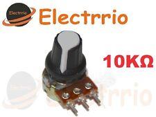 EL2523 Potenciómetro 10KΩ Perilla botón embellecedor potenciometro 10K lineal