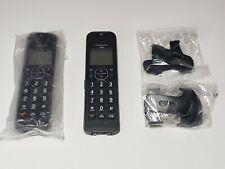 (2) Panasonic KX-TGFA30 Cordless Phones Expansion Handset Replacement Belt Clip