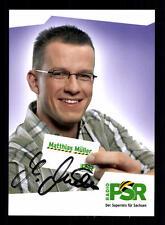 Matthias Müller Radio PSR Autogrammkarte Original Signiert # BC 59032