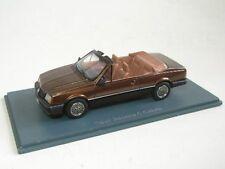 Opel Ascona C cabrio (marrón Metalizado) 1987
