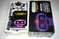 Nintendo NES ROB the Robot Deluxe Set Console Video Game System Complete in Box