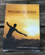 Welcome To Today A Surfing Film by Singer Tony Roberts DVD Surf Movie Barbados