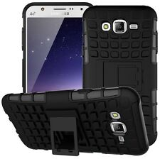 Defender Dual Armor Shockproof Kickstand Back Case Samsung Galaxy J2 J200F J200G