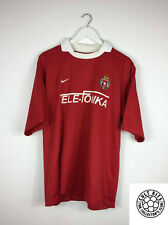 Retro Wisla Krakow 01/02 Home Football Shirt (L) Camiseta De Fútbol