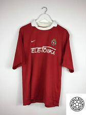 Retro WISLA KRAKOW 01/02 Home Football Shirt (L) Soccer Jersey