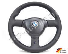BMW 3er E30 E36 M3 M MT1 Sportlenkrad Lenkrad neu beziehen mit Leder Extra Dick