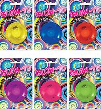 Freilauf YoYo mit Licht 6 Farben Jo-Jo Spiel Spass Sport Set o. einzeln