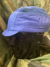 Scott Safety Hc22 Bump Cap Abs Protector First Base Micro Peak Blue Hard Hat Ppe