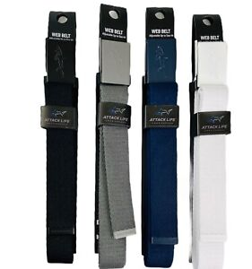 Greg Norman For Tasso Elba Mens Belt Choose Color  One Size NWT