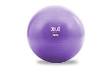 Everlast Stability Fitness Ball CM 55 + Pumpe - Palla gonfiabile Yoga Mit