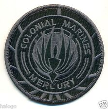Bsg Colonial Marines Mercury Patch - Bsg52