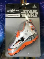 2018 Run Disney Star Wars Sneaker Christmas Ornament - The Light Side - X-Wing